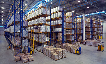 Distribution Centers / <br />Warehousing Facilities